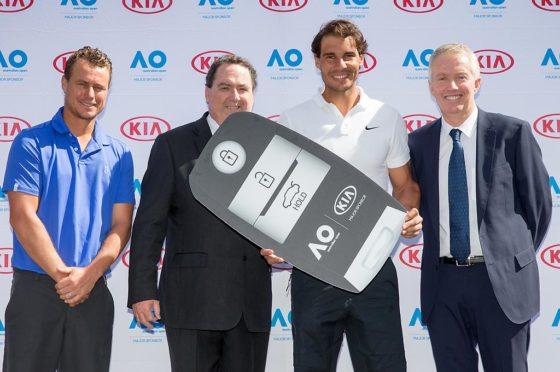 Kia Australian Open 2018