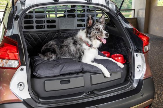 Nissan Kicks for Pets