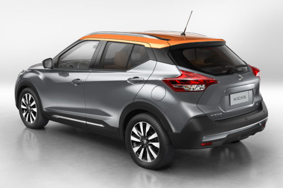 Nissan Kicks global