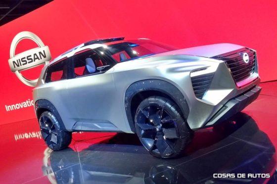 Nissan X-Motion