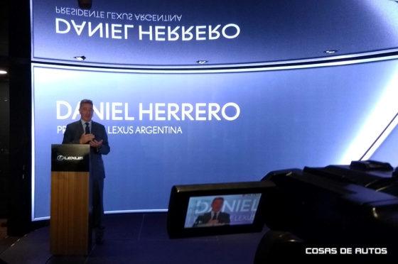 Daniel Herrero - Lexus