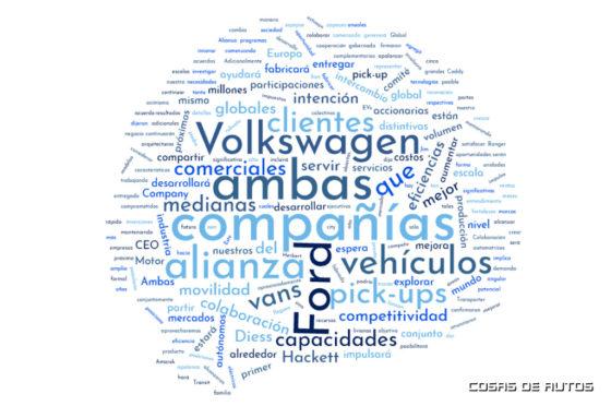 Alianza Ford VW