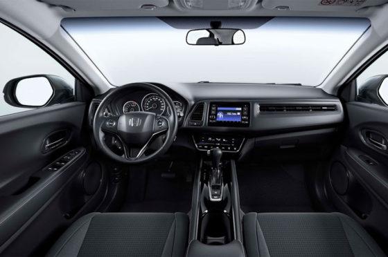 Cambios del Honda HR-V 2019