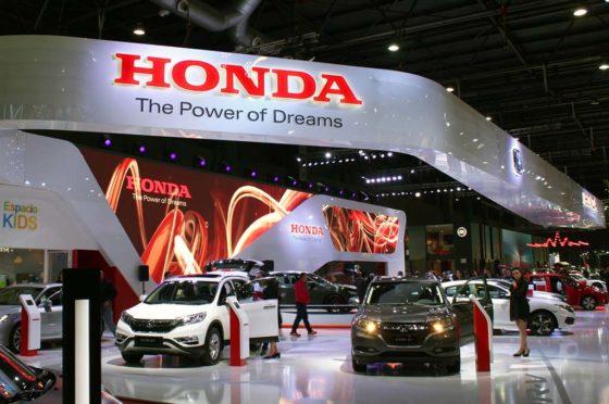 Honda en Salón Auto BA 2017