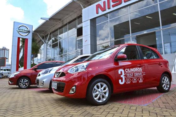Concesionario Nissan Brasil