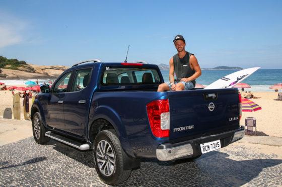 Nissan Frontier - Nissan Excitement Surf Tour