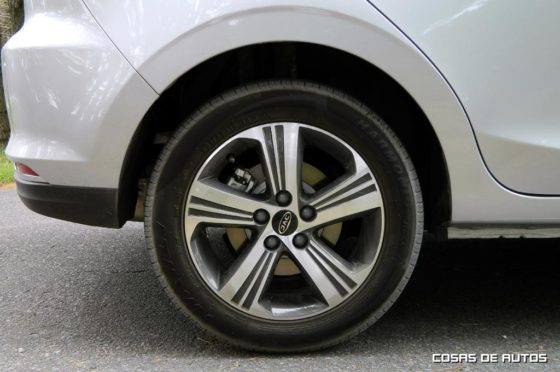 Test del JAC S2 - Foto: Cosas de Autos