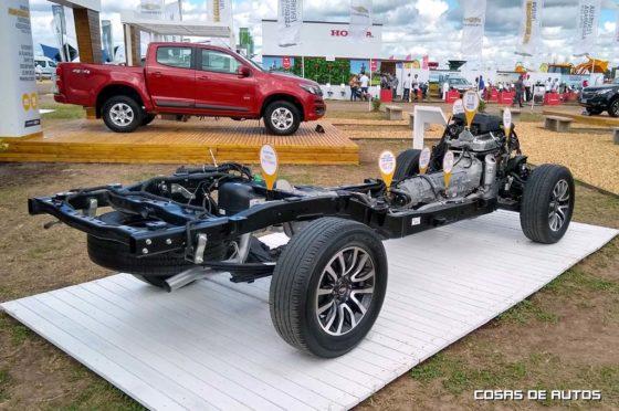 Chevrolet en ExpoAgro 2019