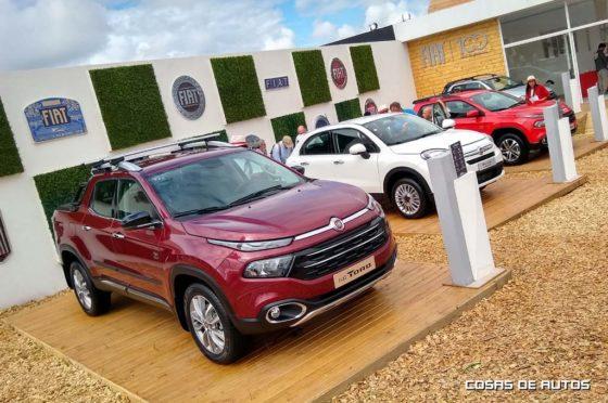 Fiat en ExpoAgro 2019