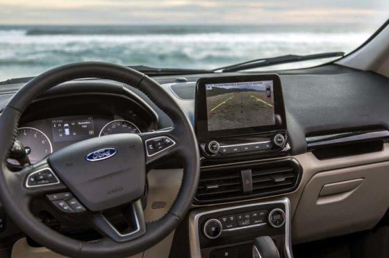 Ford EcoSport pantalla multimedia