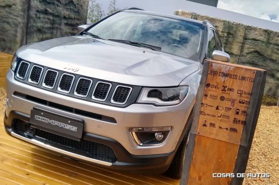Jeep Compass MY 2019
