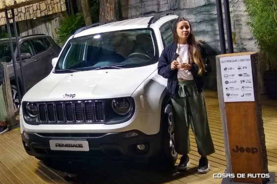 Jeep Renegade MY 2019