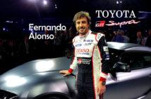 Fernando Alonso - Toyota