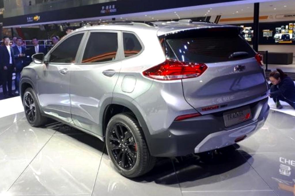 Así es la Nueva Chevrolet Tracker que llegará a la ...