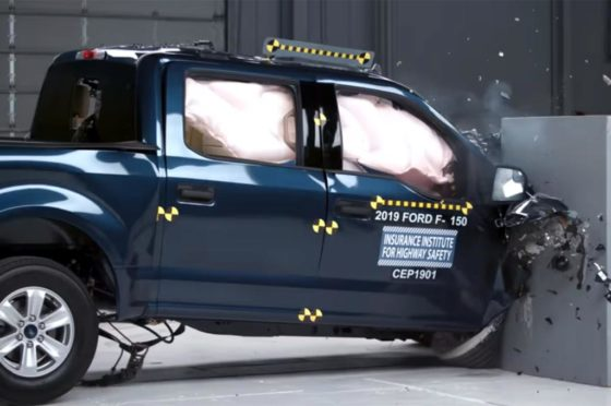 Ford F-150 IIHS
