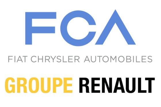 FCA Automobiles + Groupe Renault