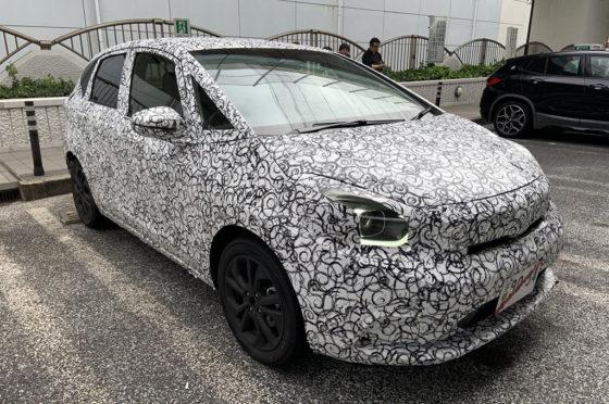Nuevo Honda Fit 2020 - Japón