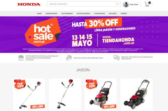 Honda Hot Sale 2019