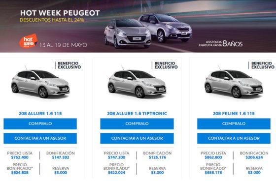 Peugeot Hot Sale 2019
