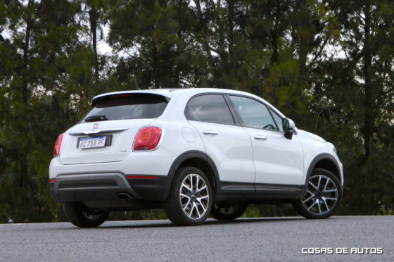 Test Fiat 500X Cross - Foto: Cosas de Autos
