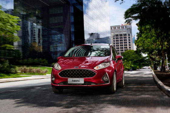 Ford Fiesta MY 2018