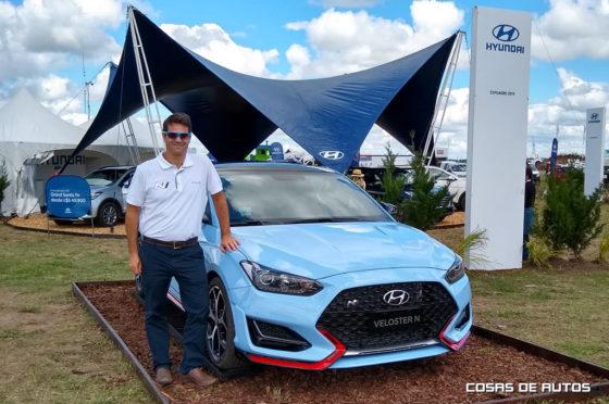 Ernesto Cavicchioli, CEO de Hyundai Argentina