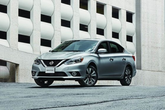Nissan Sentra MY 2019
