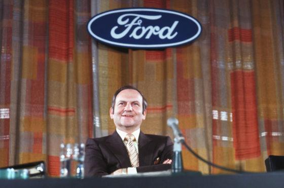 Iacocca presidente de Ford