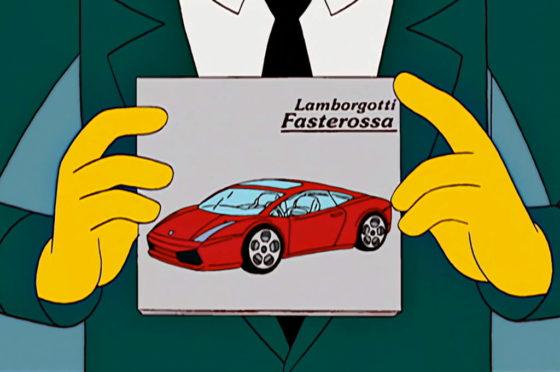Lamborgotti Fasterossa