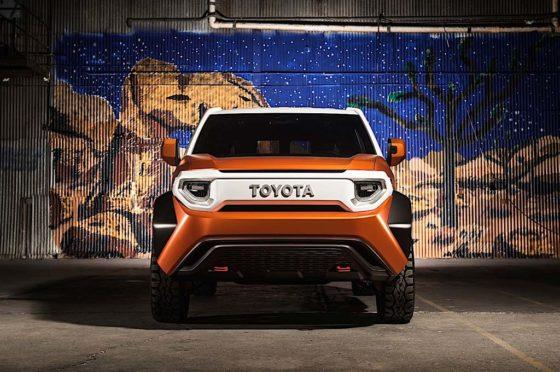 Toyota FT4X