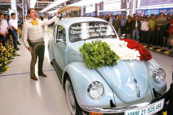 VW Esacarabajo 2003