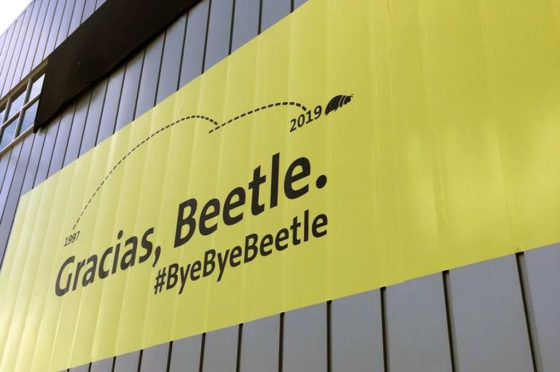 Gracias, Beetle