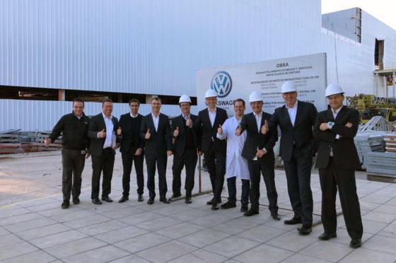 Jürgen Stackmann, miembro del Consejo de Administración de Volkswagen para Ventas, Marketing y Posventa.