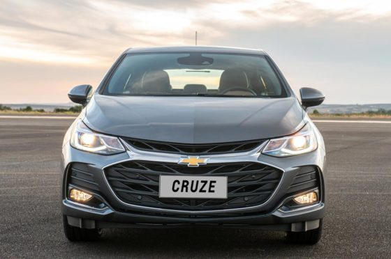 Chevrolet Cruze Premier hatch