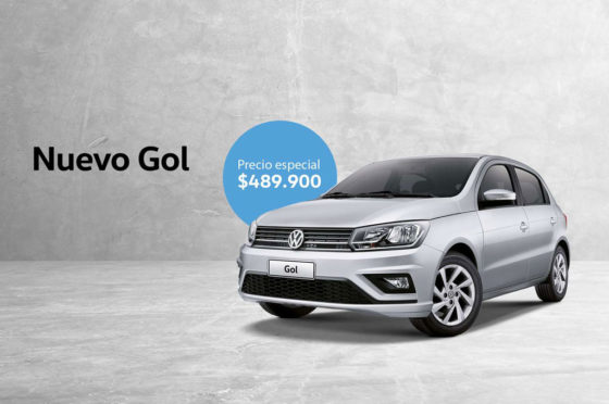 VW Gol oferta