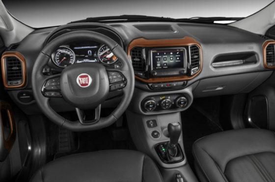 Fiat Toro MY 2020