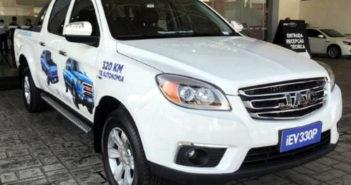 Pick-up JAC iEV330P