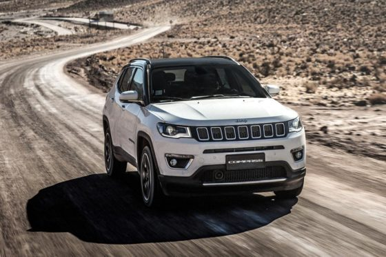 Jeep Compass MY 2020