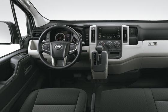 Toyota Hiace Carga