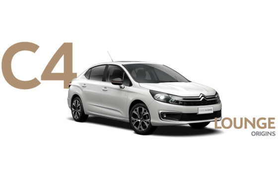"Citroën C4 Lounge ""Origins"""