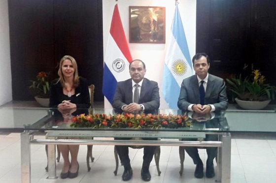 Paraguay y Argentina - acuerdo automotor