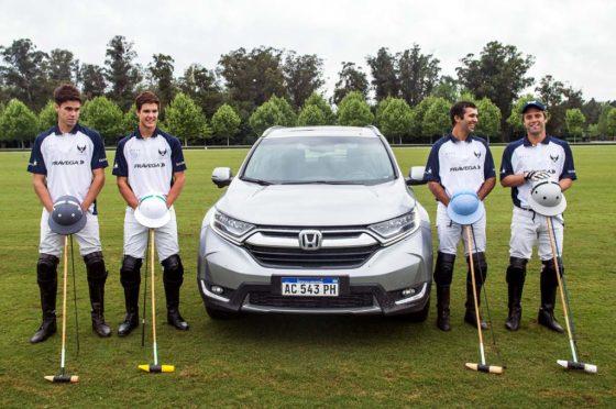 Honda Autos acompaña a La Ensenada Polo