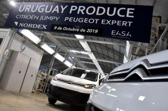 Planta Nordex-EASA en Uruguay