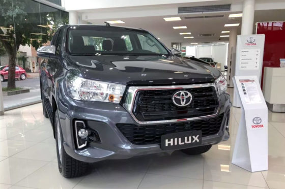 Toyota Hilux 2019 4x2