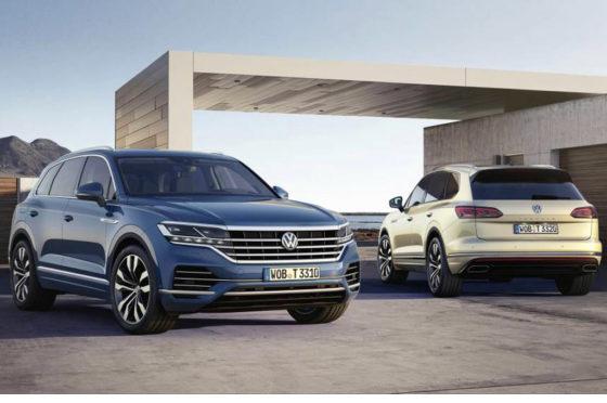 Nueva VW Touareg