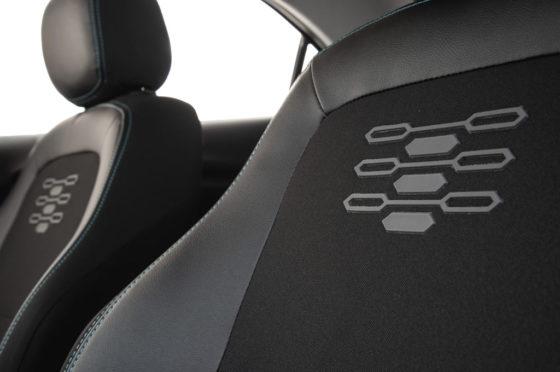 Tapizados del Chevrolet Onix Joy