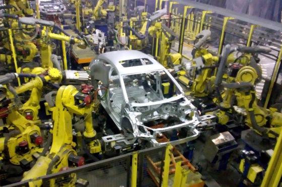 GM Rosario robots