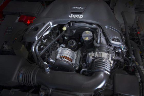 Motor V6 Pentastar