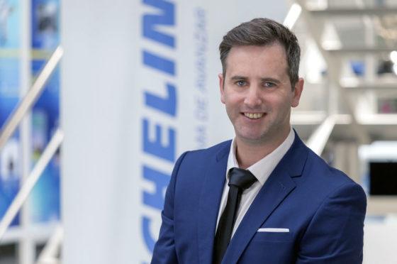 Nicolás Konsol - Gerente de Marketing en Michelin