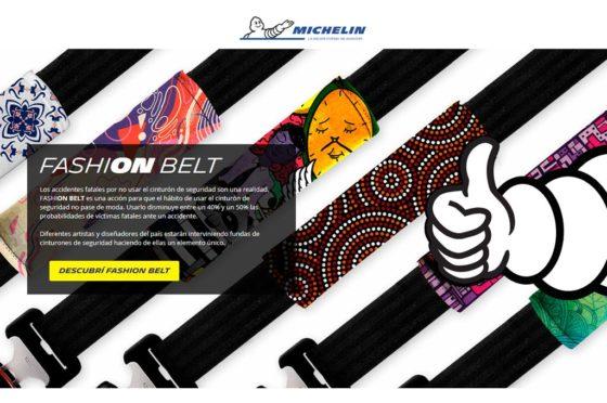 Michelin Fashion Belt